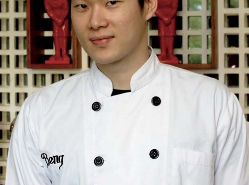 Chef owner IKIKUE/ Finalis Masterchef Season 2